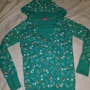 Junior girls hoodie. M